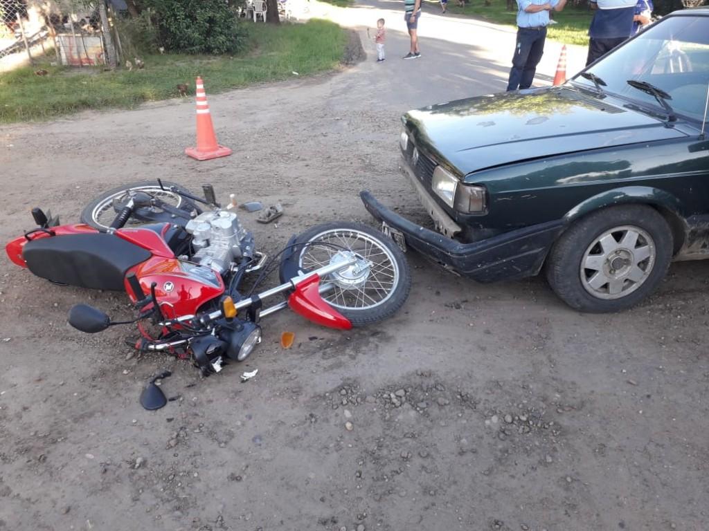 Nuevo accidente de transito