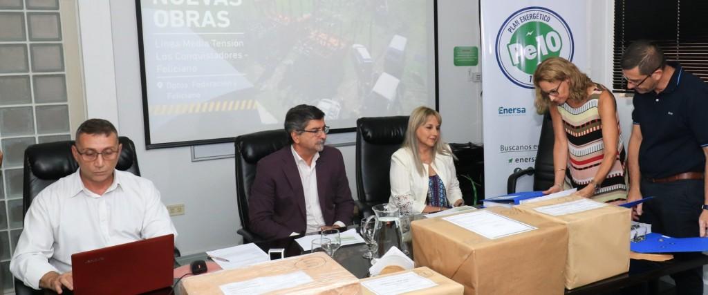 Licitan obras complementarias para el cierre eléctrico del norte entrerriano