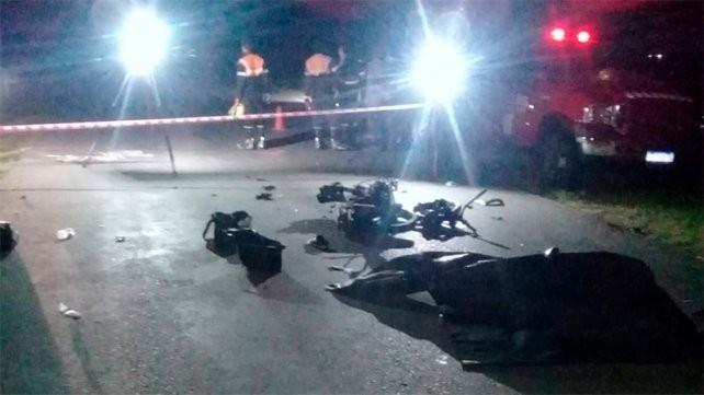 Las rutas de la provincia son un infierno: otro muerto y más heridos por siniestros