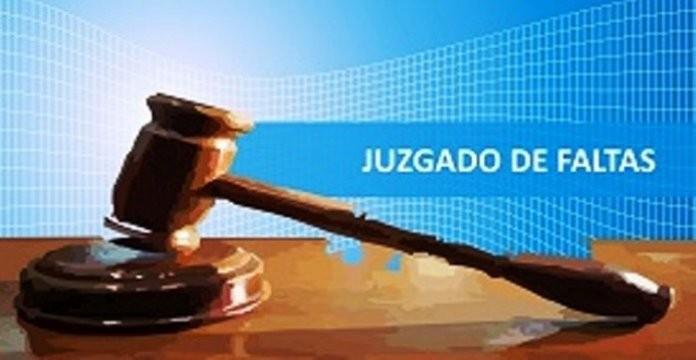 Conscripto Bernardi: Juzgado de Faltas con atención normal
