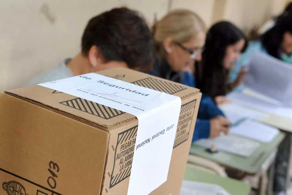 Después de la presentación de precandidatos, cómo sigue el cronograma electoral