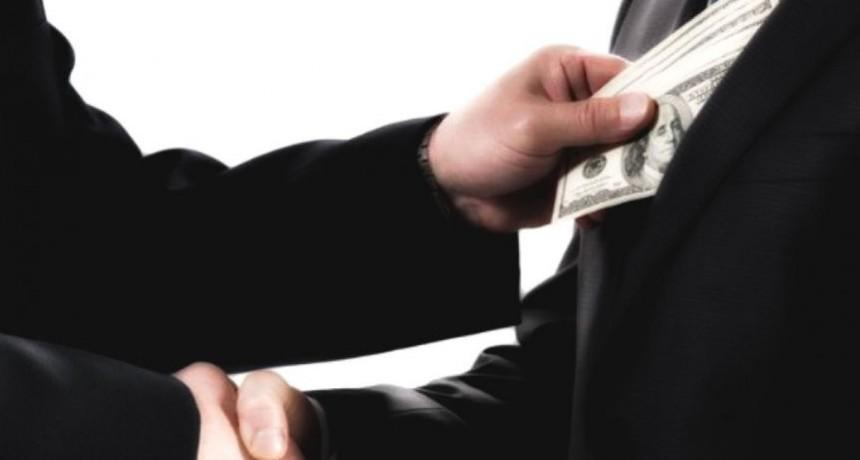 La maldita corrupción no nos da respiro