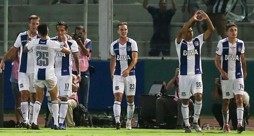 Talleres volvió a la Copa Libertadores superando al San Pablo