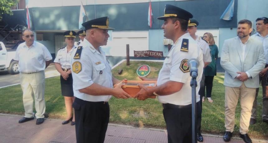 Asumió el nuevo Jefe de Policía de la Departamental de Federal