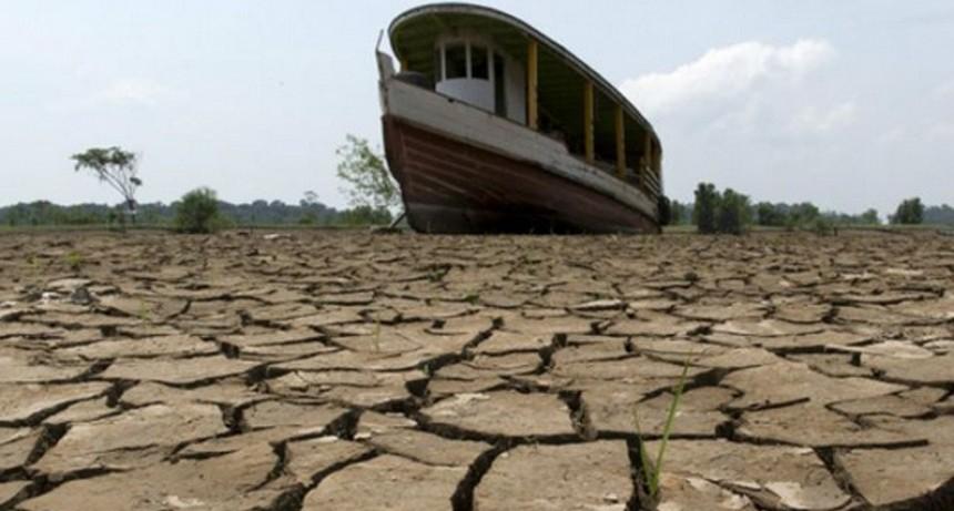 El calentamiento global seguirá marcando temperaturas máximas hasta 2023