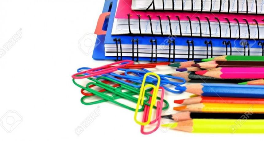 Lanzarán un plan de 12 cuotas sin interés para comprar útiles y libros