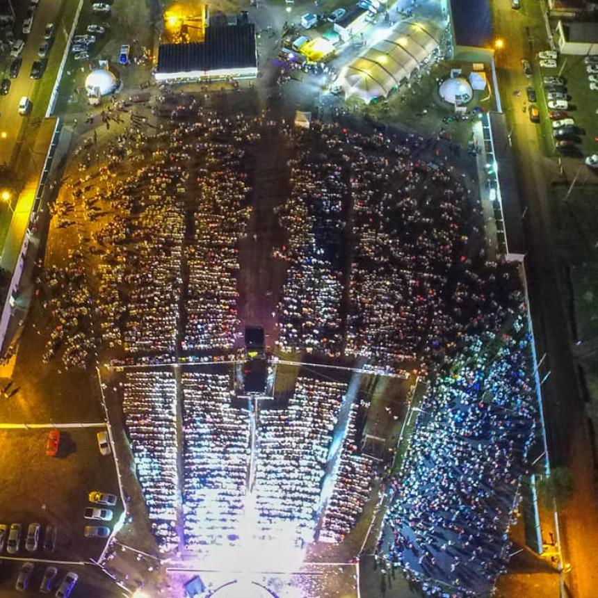 Los mejores momentos de la imponente e histórica edición del 44 Festival Nacional del Chamame en Federal