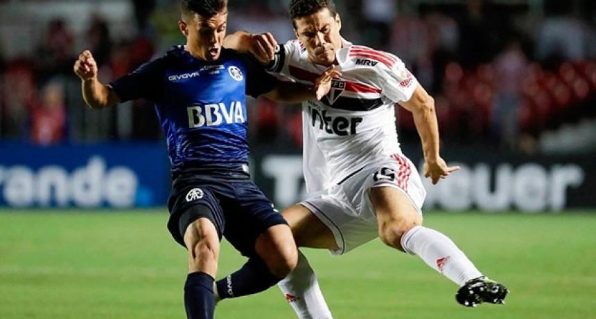 Talleres aguantó en Brasil y eliminó a San Pablo de la Copa Libertadores