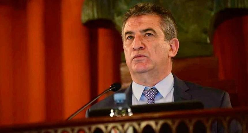 Ratificaron a Sergio Urribarri como Presidente de la Cámara de Diputados
