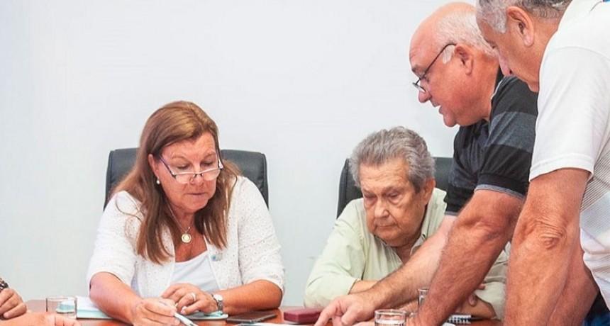Planifican trabajos en la zona rural de Villaguay y Federal