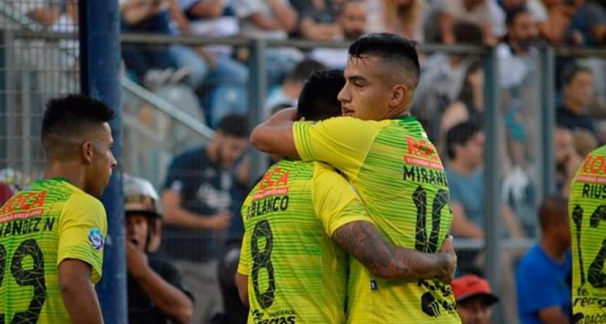 Defensa y Justicia superó a Gimnasia y es el único líder de la Superliga