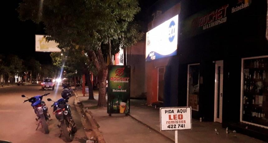 Tolerancia cero de venta de bebidas alcohólicas en la noche federalense