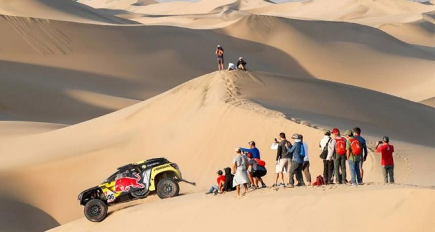 El Rally Dakar arma las valijas y se muda a Arabia Saudita