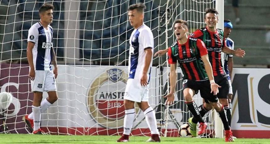 Copa Libertadores: Como local, Talleres no pudo mantener la ventaja ante Palestino