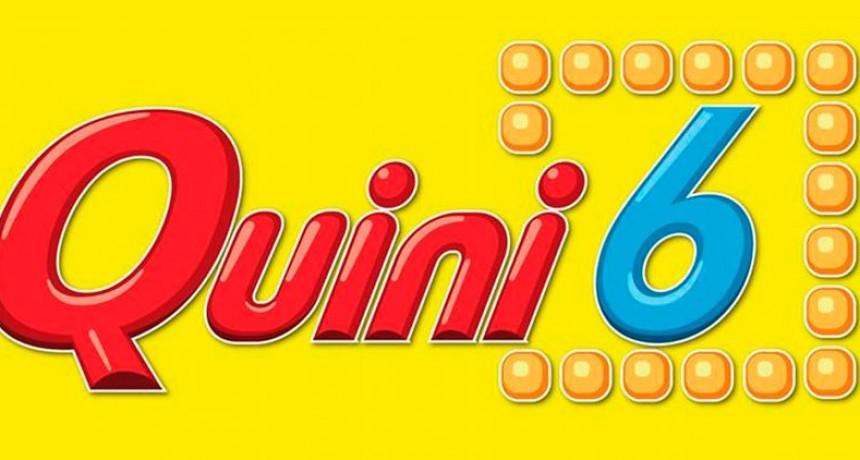 Quini 6: Un afortunado apostador se quedó con más de $ 34 millones