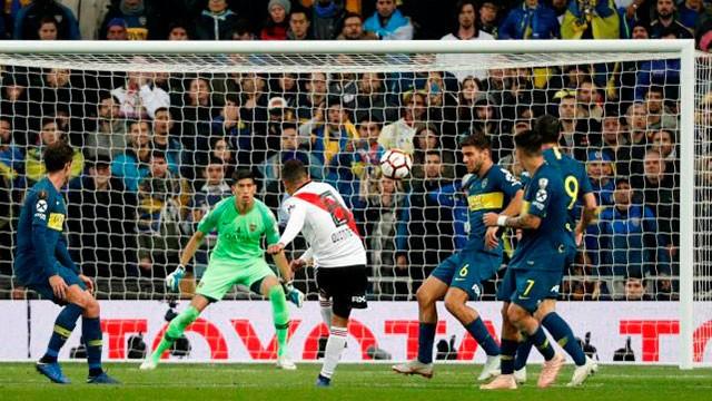 El TAS confirmó que River le ganó a Boca la final de la Copa Libertadores 2018