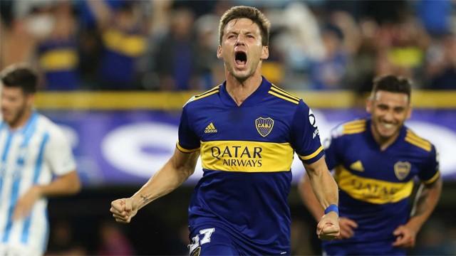 Boca se impuso por 2 a 0 ante Atlético Tucumán y alcanzó la cima del torneo