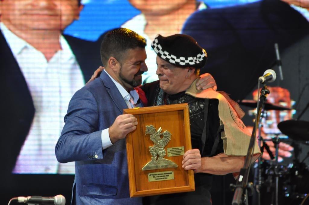Antonio Tarragó Ros se llevó el Cachencho de bronce 2020