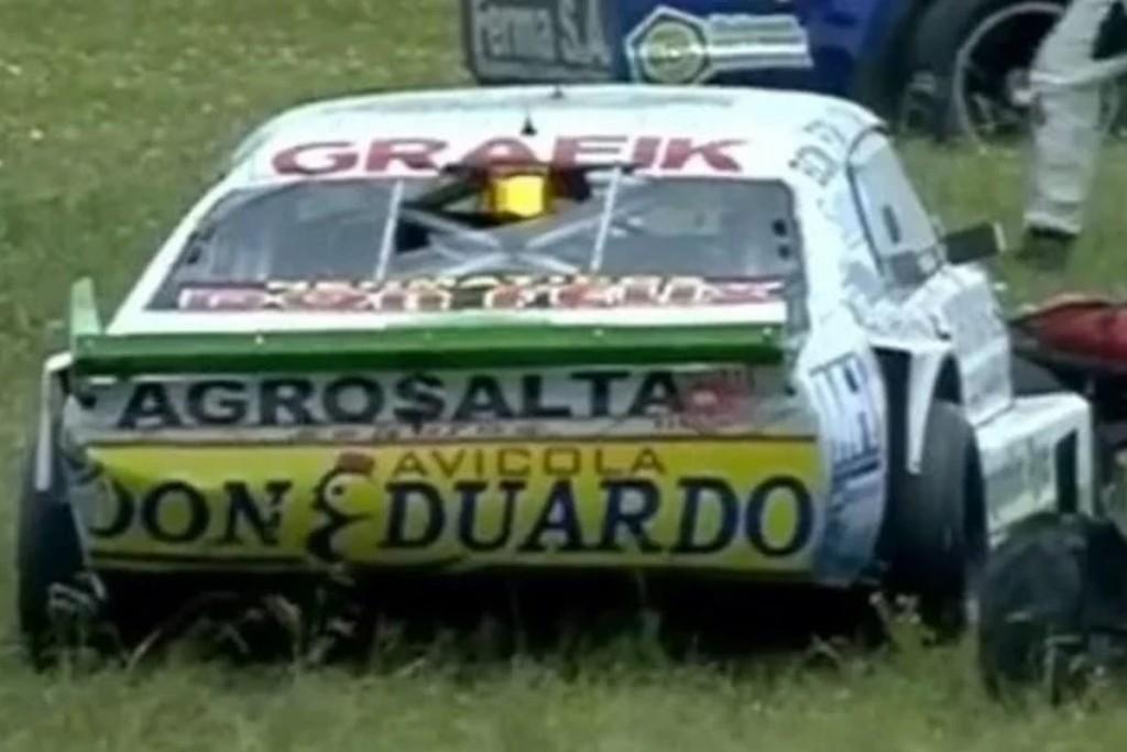 Un banderrillero murió al ser atropellado en el autódromo de Concepción del Uruguay