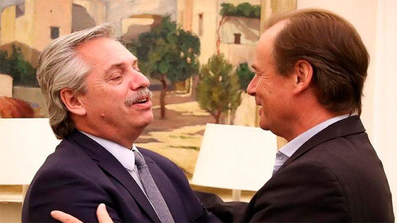 Fernández y Bordet firmaron crédito para aeropuerto y proyectos productivos