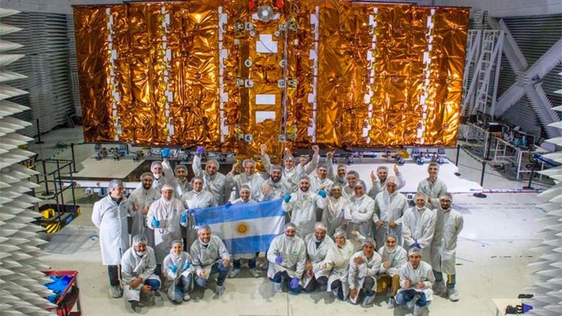 Satélite argentino montado en Bariloche será lanzado desde Cabo Cañaveral