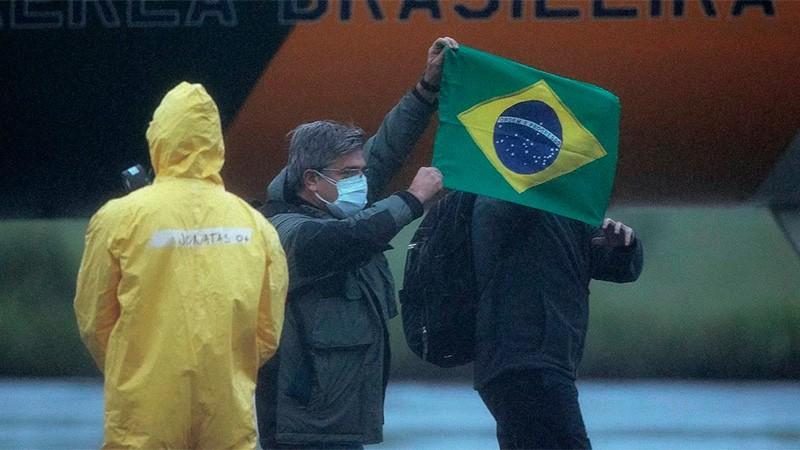 Detectan el primer caso de coronavirus en Sudamérica: Se diagnosticó en Brasil
