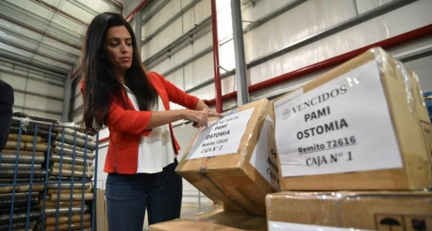 Pami: Deuda millonaria y bolsas de ostomía retenidas desde 2016