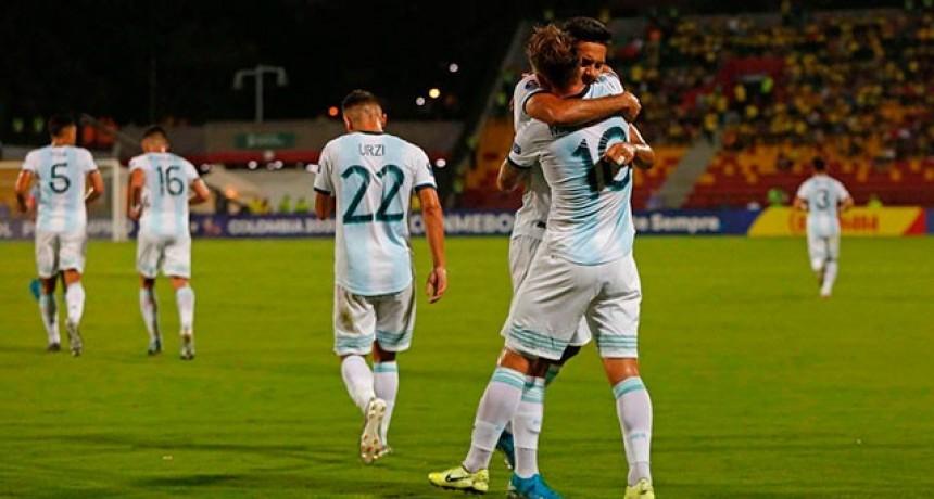 Argentina superó a Uruguay y mantiene su invicto en el Preolímpico