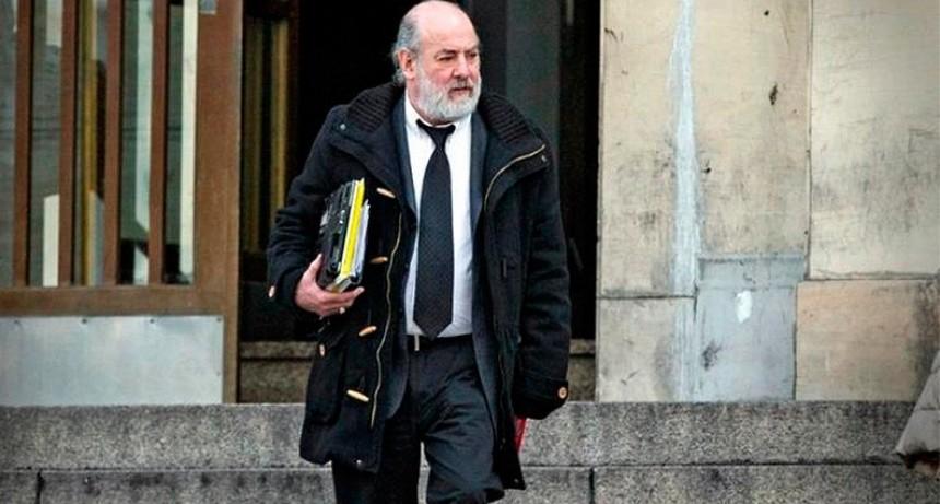 Murió el juez Claudio Bonadío