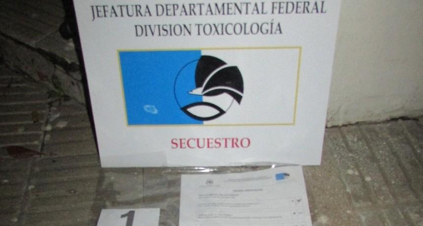 Operativos de la División Toxicologia