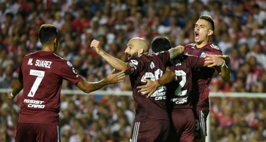 Unión-River, Superliga: el millonario lo dio vuelta y se mantiene solo en la punta