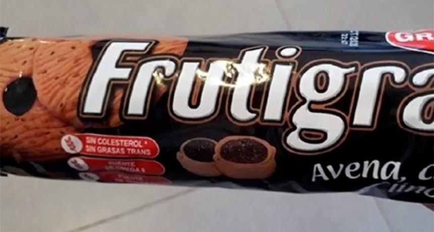 Anmat prohibió unas reconocidas galletas con semillas y la harina de maíz PAN