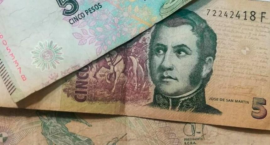 A días del retiro de los billetes de $ 5: Hasta cuándo se podrán usar