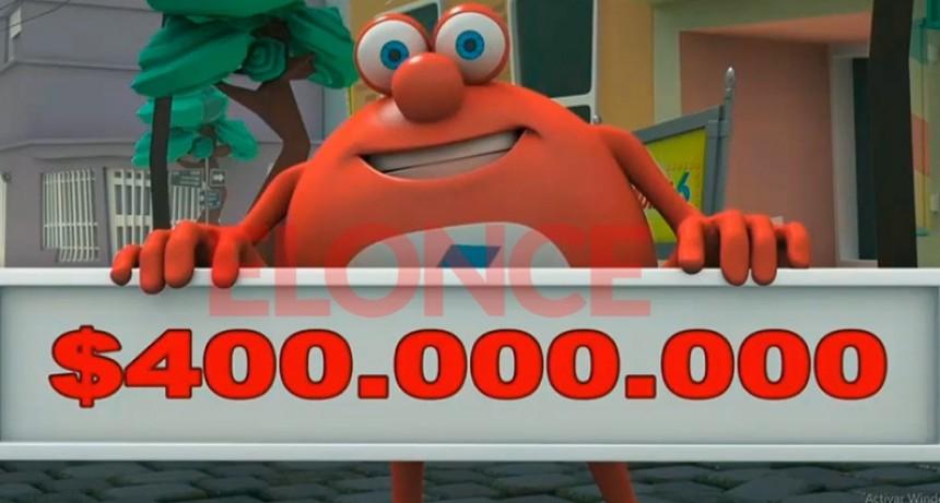 Otra vez vacante: El Quini 6 del domingo tendrá un pozo récord de $400 millones