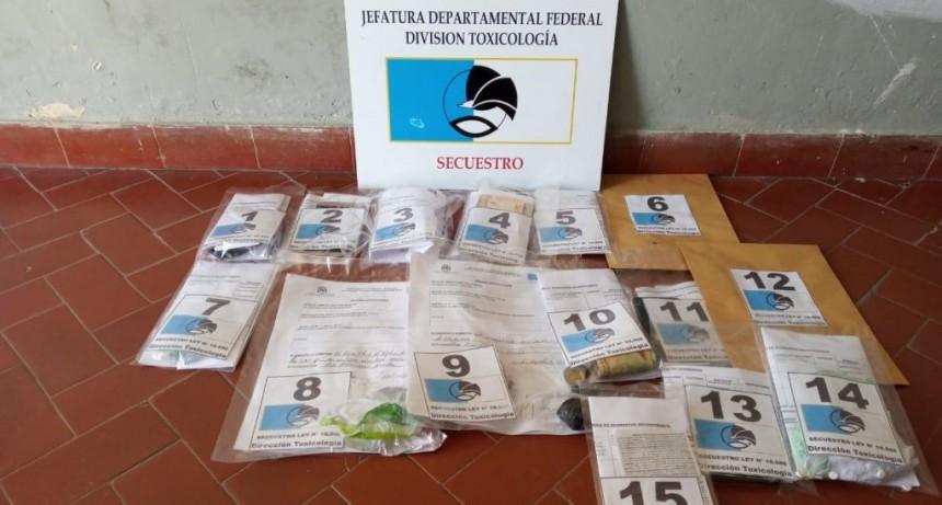 Dos personas de sexo femenino detenidas por querer ingresar psicofarmacos a la Unidad Penal N 8