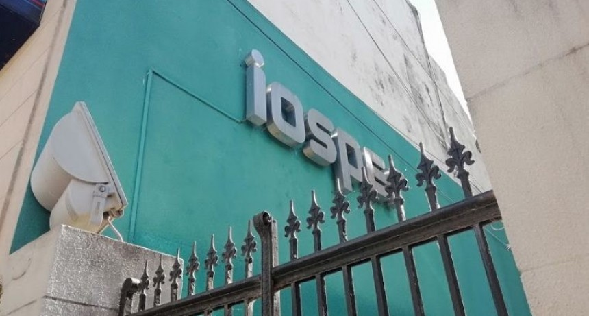 Iosper: las «leyes especiales» producen ahogo financiero