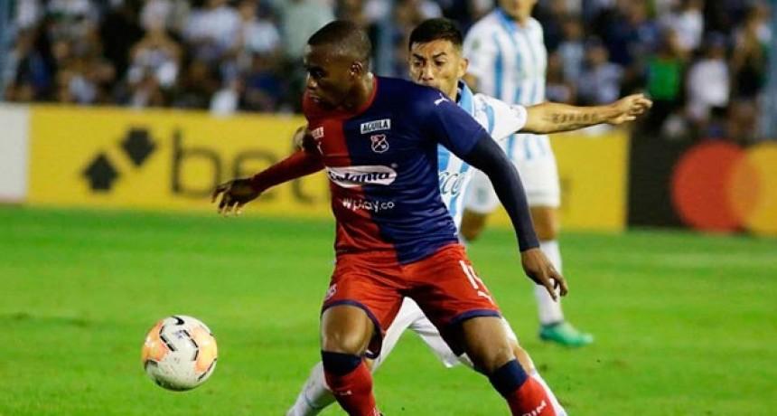 Copa Libertadores: Independiente Medellín eliminó a Atlético Tucumán y será rival de Boca