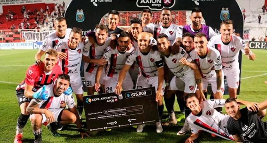 Copa Argentina: Patronato le ganó por penales a Instituto y avanzó de ronda