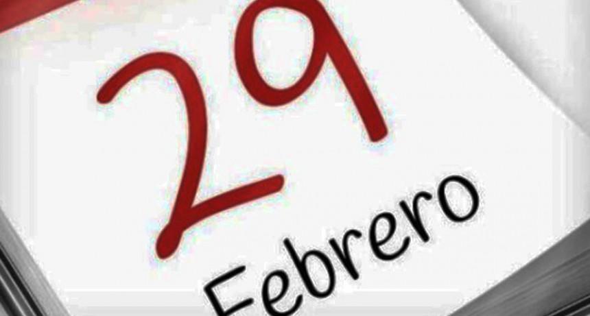 ¿Qué día hay que anotar en el Registro Civil a los que nacen un 29 de febrero?