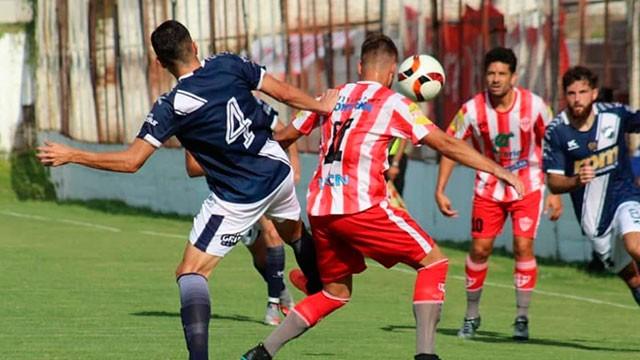 Atletico Paraná fue goleado por Ben Hur y se quedó sin chances de ascender