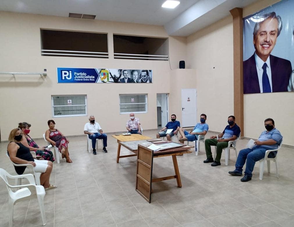 Actividades previstas por el Consejo Departamental Justicialista de Federal