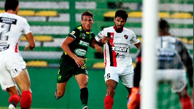 Patronato sigue sin sumar en la Copa de la Liga: Defensa y Justicia lo superó 1-0