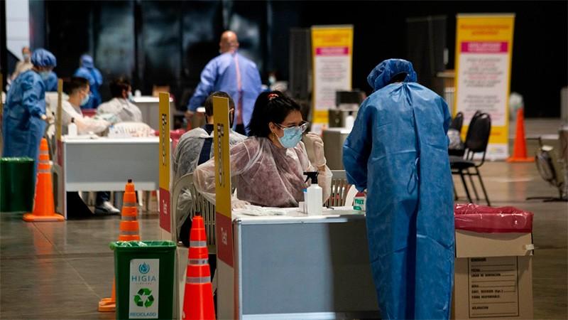Otras 59 personas murieron y 5.469 fueron diagnosticadas con Covid en Argentina