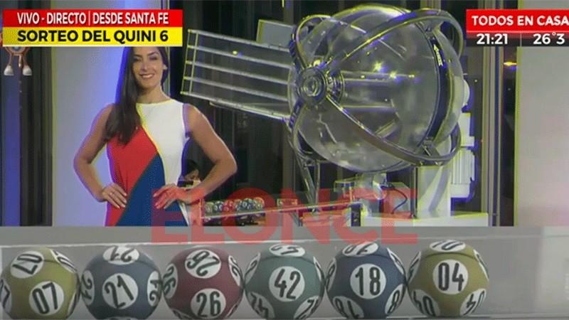 Quini 6: Un apostador ganó más de 114 millones de pesos