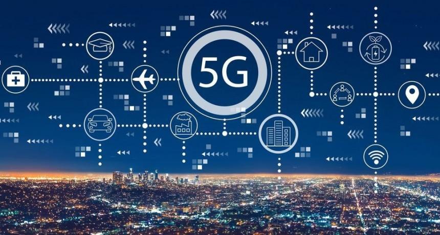 Telecom encendió la primera red 5G en la Argentina con 10 antenas móviles de Personal