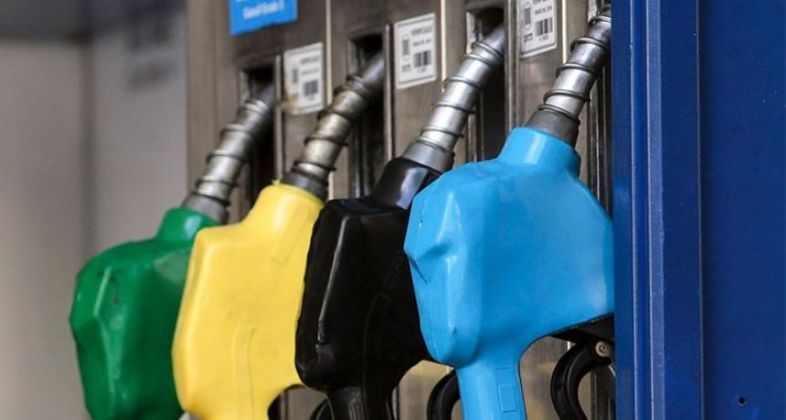 Este domingo, aumentó nuevamente el combustible