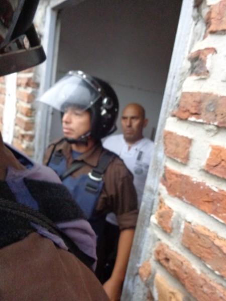 Un Detenido por los hechos de violencia en cancha de Las Flores