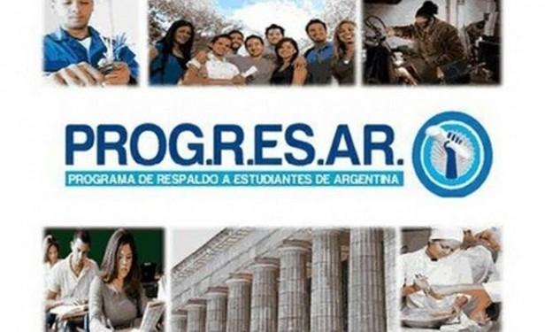 Operativo del programa PROGRESAR en Federal