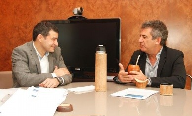 Sergio Urribarri celebró los resultados que alcanzó YPF en 2013