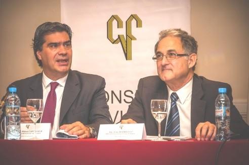 Capitanich coincide en aumentar las partidas a las provincias para mejorar la infraestructura vial